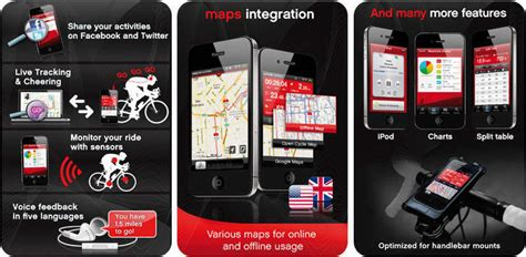 bike app android best gps navigation apps for cyclist and runner