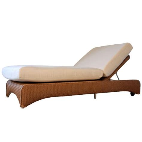 pool chaise cushions lloyd flanders replacement cushions wicker chaise