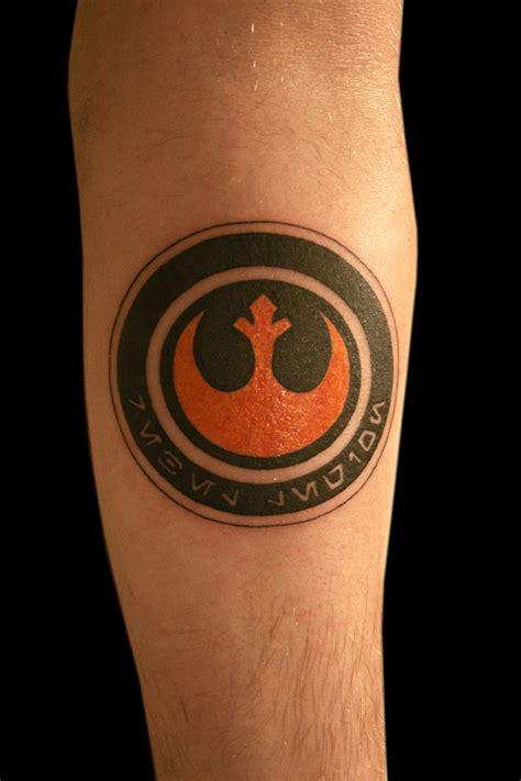 rebel crest for the tattoos
