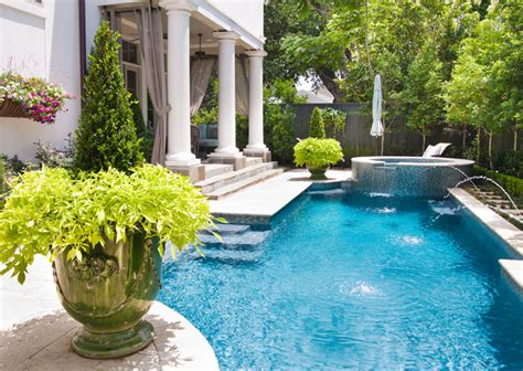 Pool And Patio Metairie La by Metairie Resident Traditional Pool Other Metro