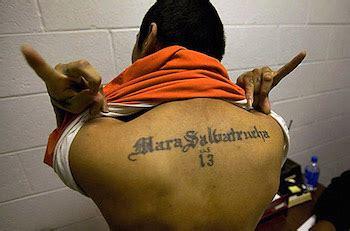 tattooed terror el salvador u0027s ms 13