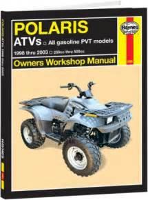 haynes repair service manual 2508 fits 2003 polaris
