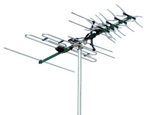 Antena Tv Lcd Outdoor Digimatch Dg27 Vhf Uhf Outdoor Antenna Digital Tv Plasm