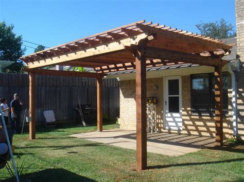 Pergola Designs For Decks Wood Spectacular Pergola Wood Pergola Designs