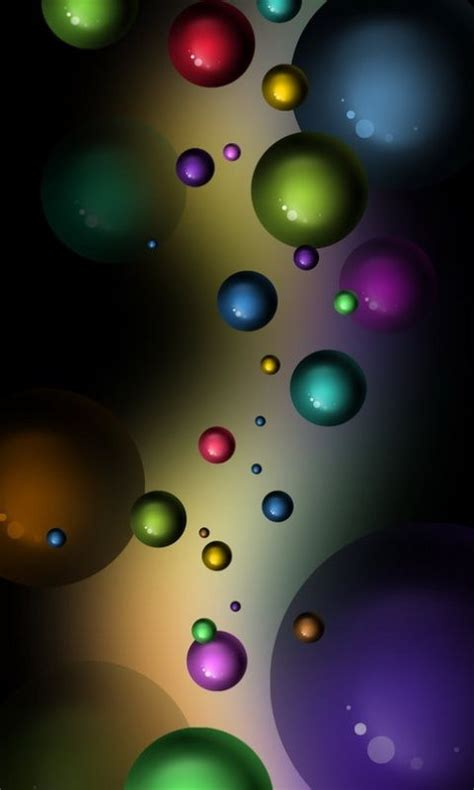 most downloaded android cool bubbles most popular wallpaper for android