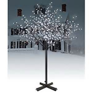 amazon com philips 7 feet lighted blossom tree holiday