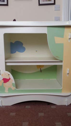Winnie The Pooh Changing Table For Sale In Dunboyne Meath Winnie The Pooh Changing Table