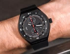 Porsche Design Chrono Porsche Design Monobloc Actuator Chronograph Watches