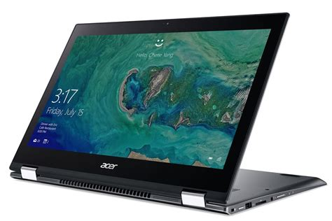 Laptop Acer Spin 5 acer s spin 5 convertible line now has intel s 8th