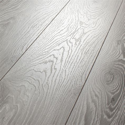 Grey Laminate Wood Flooring Kronotex Villa Timeless Oak Grey 12mm Laminate Flooring M1206