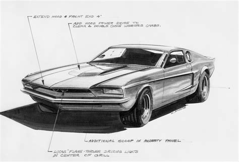 how did mustang get its name the 1967 ford mach i mustang where racing influenced the