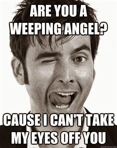 Angel Meme - weeping angel doctor who meme are you a weeping angel