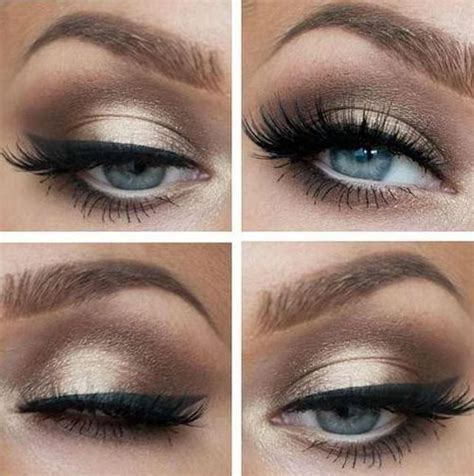 Blue Wedding   Top 10 Colors For Blue Eyes Makeup #2195258