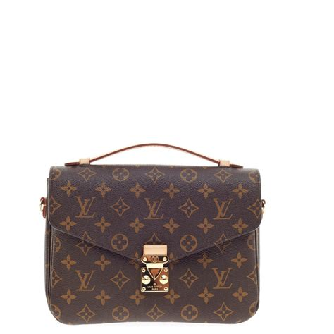 Lv Metis 3 buy louis vuitton pochette metis monogram canvas brown