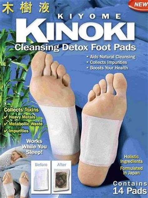 Style Cleansing Detox Foot Pads by Kelleyroo Consumer Reviews