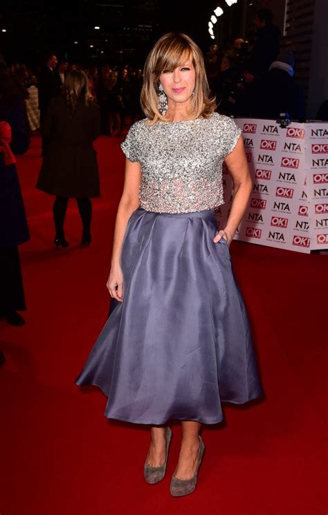 T Shirt Hurley O2 itv s kate garraway reveals health scare spurred into