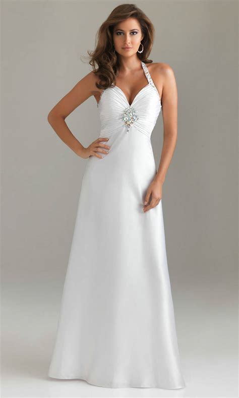 Halloween Decorations Easy To Make At Home by 20 Beautiful White Prom Dresses Magment
