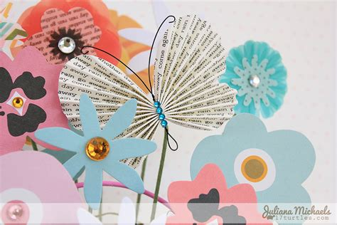 Paper Flower Bouquet Pebbles Inc Paper Flower Garden