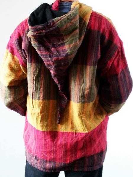 Himalayan Handmades - himalayan jackets patch zip jacket
