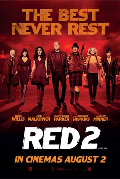 Red 2 2013 Film Red 2 Review 2013