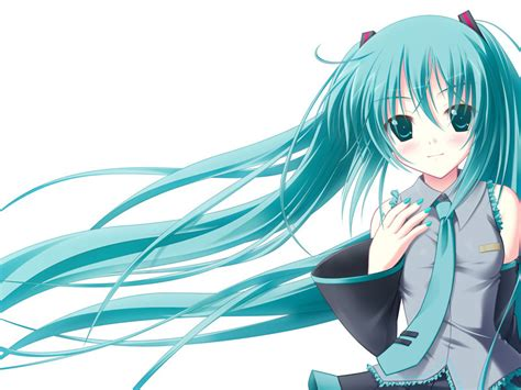 imagenes anime miku hatsune renders miku hatsune png taringa