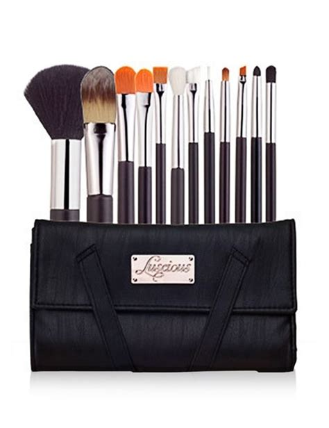 Lu 16 Set buy cosmetics deluxe brush set sephora australia