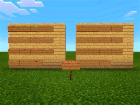color text minecraft how to make colored text minecraft amino