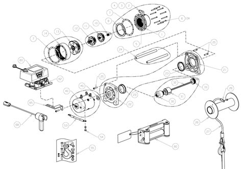 warn winch switch 36015 diagram winch wiring diagram