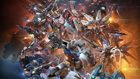 Cliff May by Geek Review Mobile Suit Gundam Extreme Vs Force Ps Vita