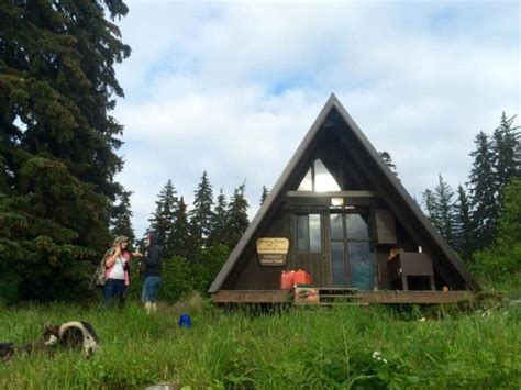 Cabins In National Forest by Forest Service Wrangell Residents Looking For Ways To