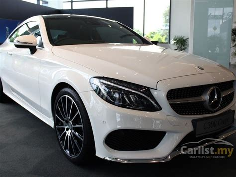 2017 C300 Coupe White by Mercedes C300 2017 2 0 In Selangor Automatic Coupe