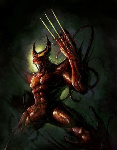 imagenes de wolverine vs venom warcage wolverine carnage by bladeofgoth on deviantart