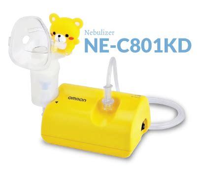 Omron Ne C801 Kd Nebulizer Anak omron nebulizer partner terbaik untuk mempermudah terapi