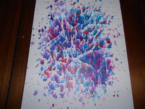 Wax Paper Arts And Crafts - 17 best images about crafts for on