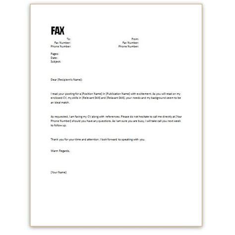 Resume Cover Letter Template   Gfyork.com