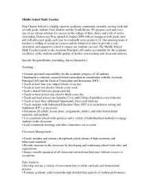 Middle School Resume Exles by Bible Resume Sales Lewesmr