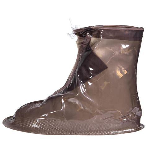 boot shoe covers reusable waterproof anti slip