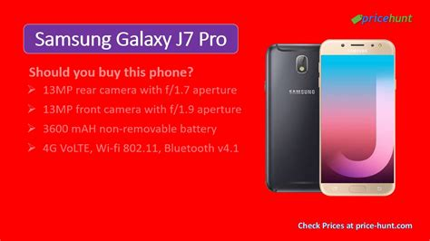 samsung galaxy j7 pro 2017 specifications features price