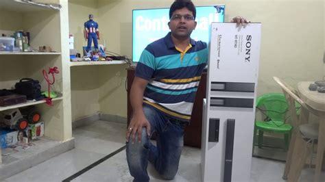 sony ht rt  home theater speaker system youtube
