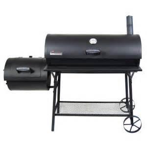home depot smokers brinkmann smoke n pit charcoal smoker 810 3045 sb the