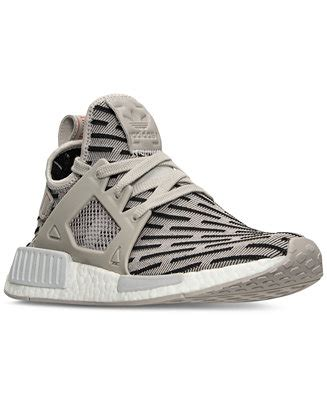 adidas womens nmd xr primeknit casual sneakers  finish  reviews finish