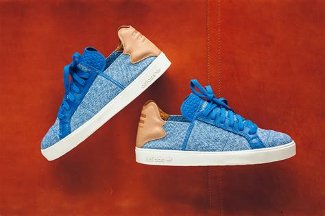 Sneaker Casual Adidas Elastic Bloe Premium Import this pharrell williams x adidas elastic lace up is now available kicksonfire