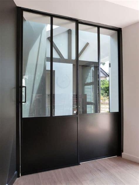 Porte Coulissante 2 Vantaux Interieur by Baie Galandage 2 Vantaux Baie Galandage 2 Vantaux With