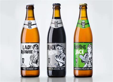 design beer label uk top 10 craft beer bottle label packaging designs