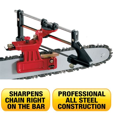 laser professional chainsaw sharpener the home depot canada
