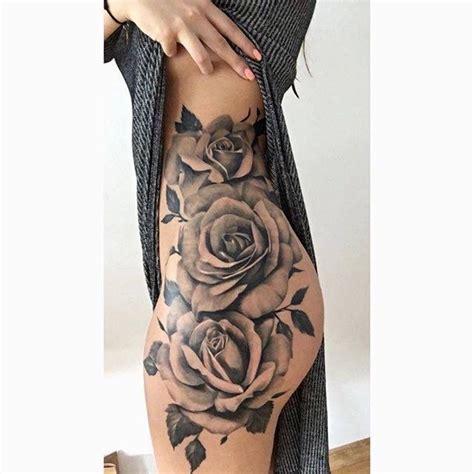 tattoo pinterest female thigh tattoo channellxo tattoo ideas pinterest