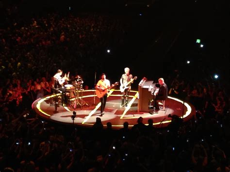 U2 At Square Garden by Experiencing The Innocence Of U2 At Square Garden