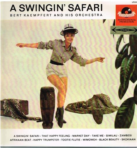 Bert Kaempfert A Swingin Safari Horch House Hifi Pig