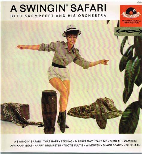 swing safari bert kaempfert a swingin safari horch house hifi pig