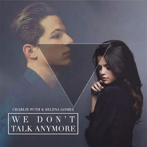 charlie puth we don t talk anymore chord charlie puth we don t talk anymore feat selena gomez